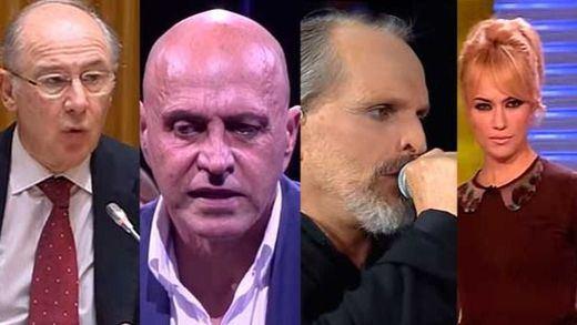 Rato, Dani Alves, Mario Conde, Bosé o Patricia Conde, en la lista de los que deben más de un millón a Hacienda