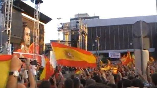 El lío de las pantallas gigantes en Barcelona para ver el España-Rusia: ¿habrá o no?