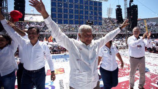 México: a las puertas de un cambio
