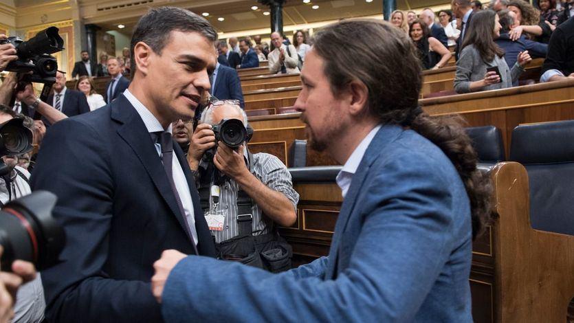 Sánchez presiona a Podemos para que retire a Andrés Gil como candidato a presidir RTVE
