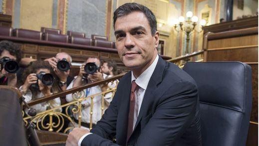 El PSOE gana al PP en las encuestas aupado por el 'efecto Sánchez'