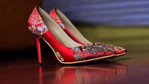 Déjate llevar por pasión de comprar zapatos