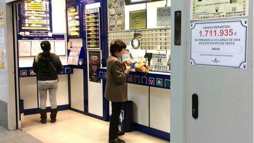 Los premios de Lotería inferiores a 10.000€ no tributarán en la declaración de la renta