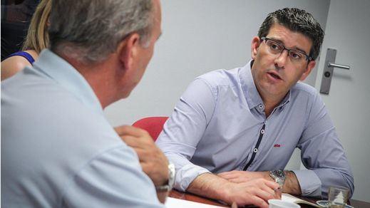 El socialista Jorge Rodríguez dimite como presidente de la Diputación valenciana