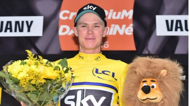 Eric Froome