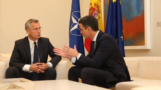 Sánchez se planta ante Trump: no subirá el gasto en Defensa que prometió Rajoy