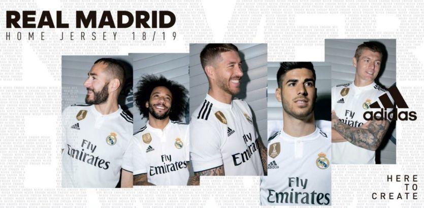 ¿Dónde está Cristiano? No aparece en la promoción de la equipación de la próxima temporada
