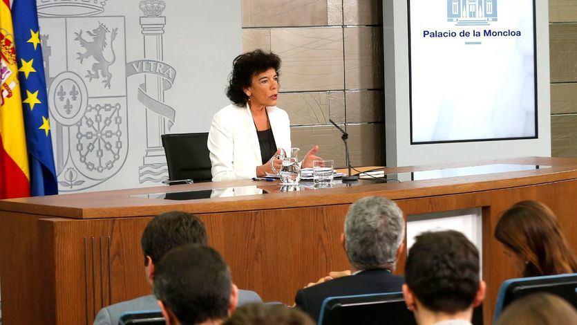 El Gobierno responde al desafío del Parlament: impugnará la moción para 'culminar la independencia'