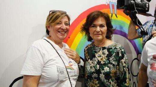 Calvo, en el Orgullo: