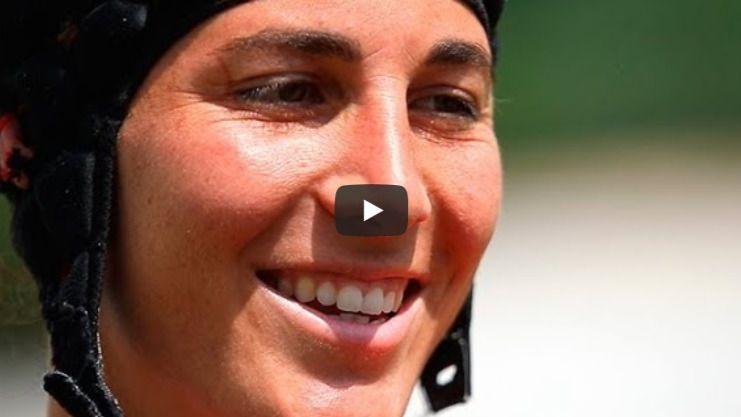 Marina Bravo camino al Mundial de Rugby Seven