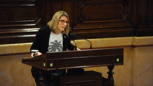 El Parlament estudia si acatar o no la suspensión de Puigdemont y otros 5 diputados