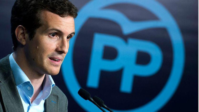 El Casado más ultra propone ilegalizar a los partidos independentistas