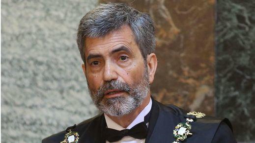 El presidente del Supremo pide al Gobierno que medie para que Llarena no comparezca ante un tribunal belga