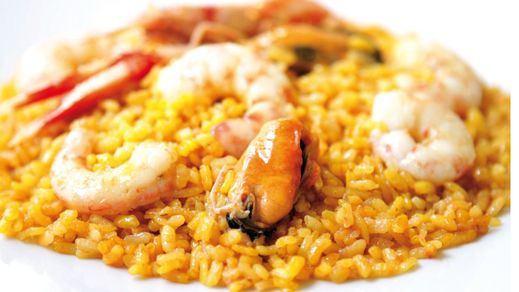 Arroz Senyoret en la Semana Gastronómica de los Arroces de El Corte Inglés