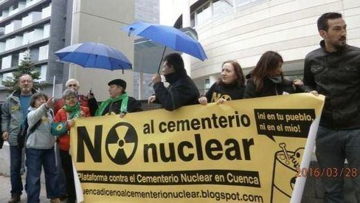 IU obliga al Gobierno a pronunciarse en el Congreso sobre el polémico ATC de Villar de Cañas