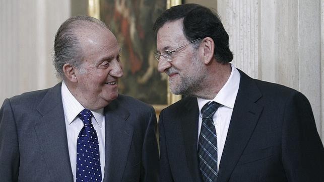 El Gobierno no confirmará si el rey Juan Carlos se acogió a la amnistía fiscal de Montoro