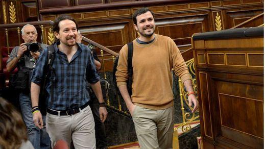 Unidos Podemos propone que el Rey emérito dé explicaciones en el Congreso