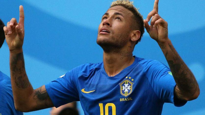 Neymar. Fuente Soccer.ru CC 3.0