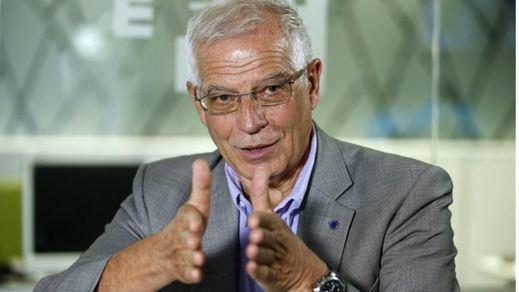 Borrell sobre la postura del Govern: