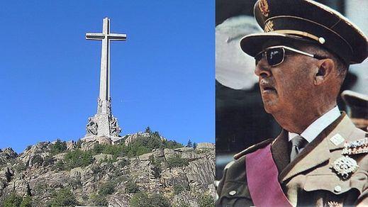 Una mayoría de españoles, a favor de la exhumación de Franco del Valle de los Caídos