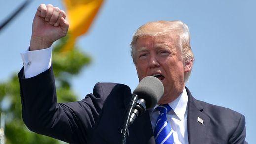 La deriva sin freno de Trump: ahora considera 'enemigos' a los países de la Unión Europea