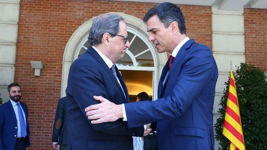 Sánchez propone un nuevo Estatut para desencallar la situación en Cataluña