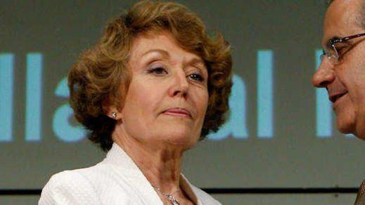 La mítica Rosa María Mateo, propuesta por el Gobierno para estar al frente de RTVE
