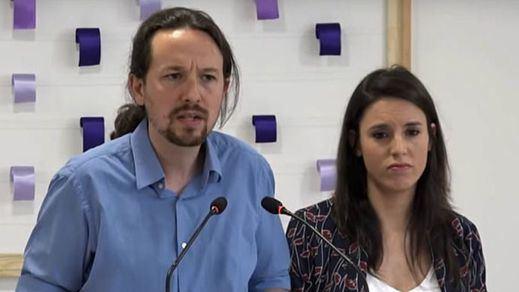 El bulo de los privilegios de Pablo Iglesias e Irene Montero en el hospital con sus bebés