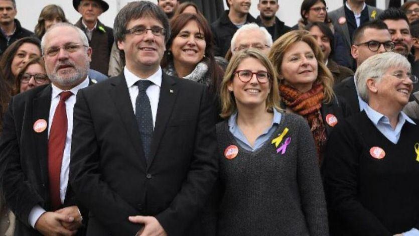 El proceso judicial contra el independentismo, en serio peligro: fracasa Llarena, los soberanistas cantan victoria