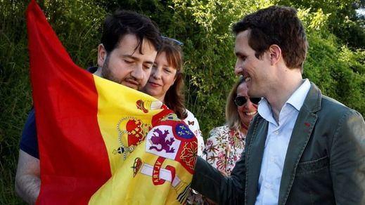 Casado no reniega del pasado gris del PP: Aznar, Aguirre, Soria, Cospedal, Cañete...