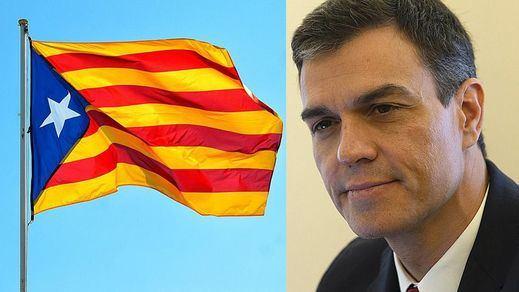 Sánchez hace bajar el apoyo a la independencia: sólo un 46,7% de los catalanes está a favor
