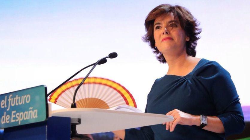 Santamaría pecó de confianza y pidió el voto sabiéndose ganadora: 'Soy la candidata más votada'