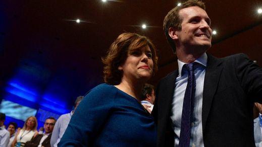 Se impone la derecha en el Congreso del PP: Pablo Casado arrasa a Santamaría