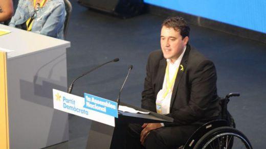Puigdemont logra 'colocar' a David Bonvehí al frente del PDeCAT apoyando la Crida Nacional