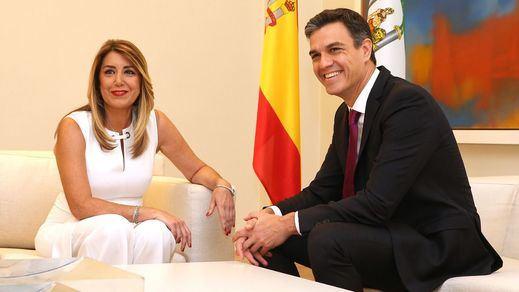 Díaz promete lealtad a Sánchez y celebra la apertura de
