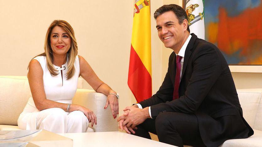 Díaz promete lealtad a Sánchez y celebra la apertura de 'un nuevo tiempo'