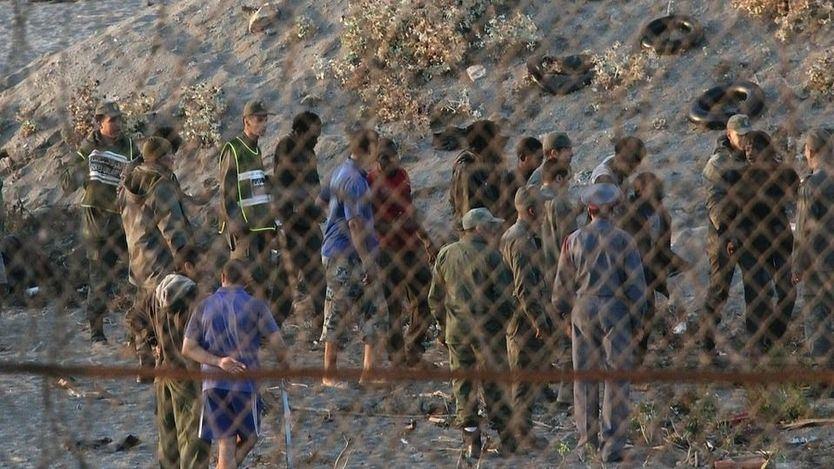 Marlaska justifica las últimas devoluciones en caliente en Ceuta