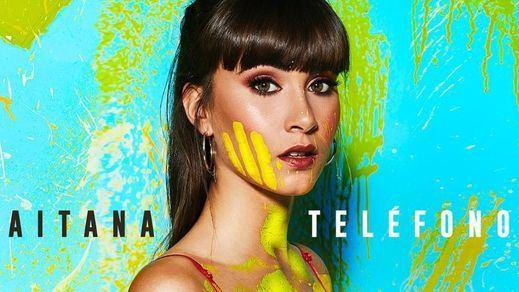 Aitana ya tiene videoclip de su primera canción en solitario: 'Teléfono'