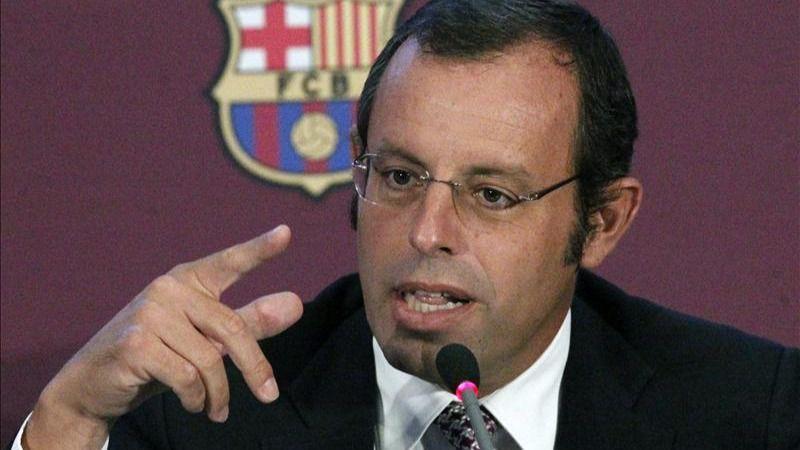 Rosell tendrá que abonar casi 80 millones de euros de fianza o será embargado por posible blanqueo
