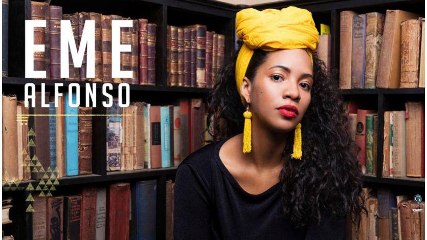 La maravillosa voz de Eme Alfonso recorre lo mejor de la música cubana en 'Voy', su nuevo disco