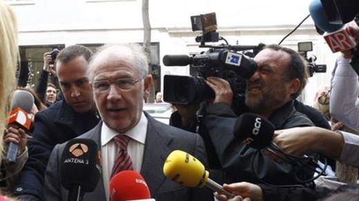Rato 'lo niega todo' ante el juez y carga contra la Fiscalía Anticorrupción