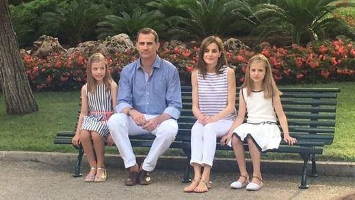 El juego que han aprendido la princesa Leonor y la infanta Sofía en un campamento en EEUU