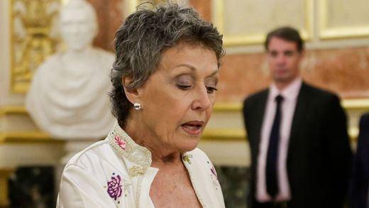 Rosa María Mateo promete devolver la dignidad a RTVE y que vuelva a ser plural e independiente