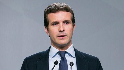 La Universidad Rey Juan Carlos encuentra ahora, con Casado ya como presidente del PP, documentación sobre su máster