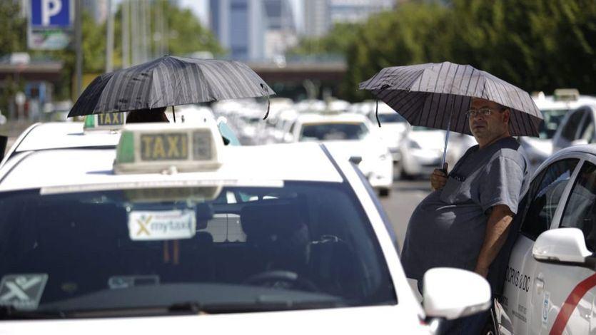 Los taxistas de Madrid y Barcelona meditan parar la huelga o al menos rebajar la intensidad como gesto negociador