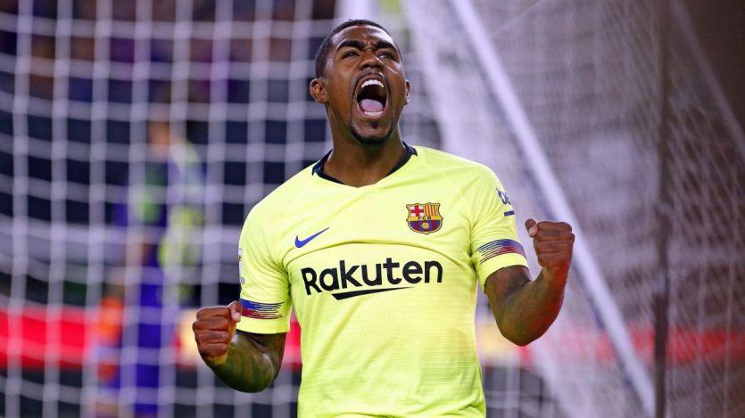 El Barça cae goleado 4-2 por la Roma en otro amistoso-trampa de la gira por EEUU; Malcom debuta con gol