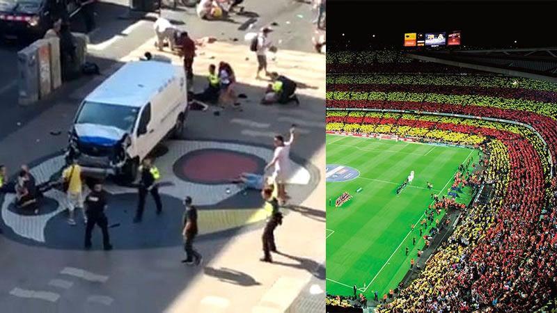 España: Yihadistas planearon atentar en el estadio de fútbol del FC Barcelona