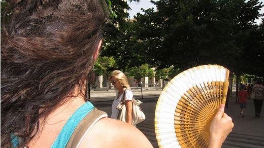 La primera ola de calor del verano afecta a 30 provincias españolas