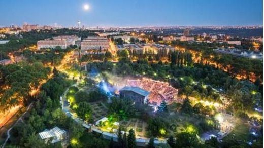 Nuevo récord de asistencia a las 'Noches del Botánico' con más de 70.000 espectadores