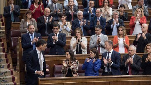Barómetro del CIS: el PSOE arrasaría en las elecciones tras la llegada de Sánchez al Gobierno